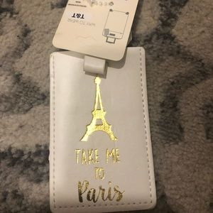 Lauren Conrad new with tags take me to Paris tag